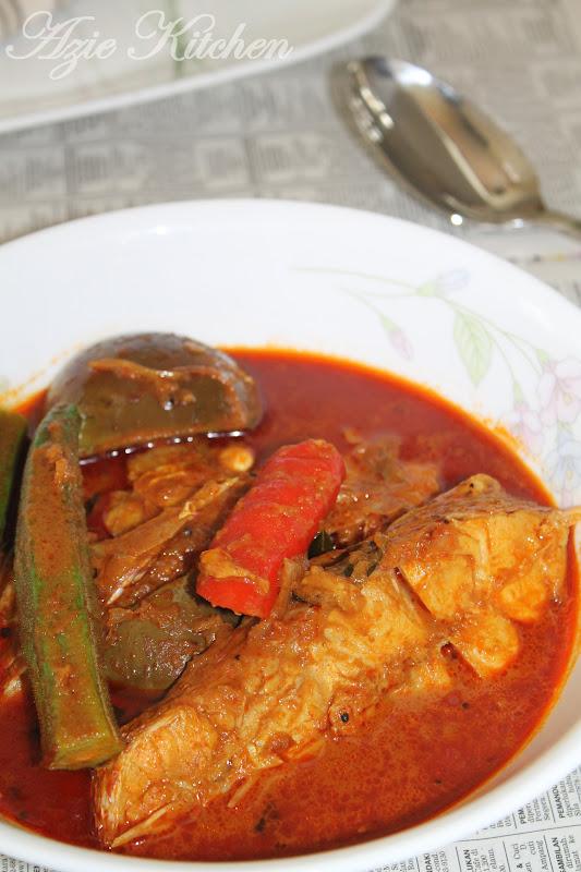 Kari Mamak Kepala Ikan Merah
