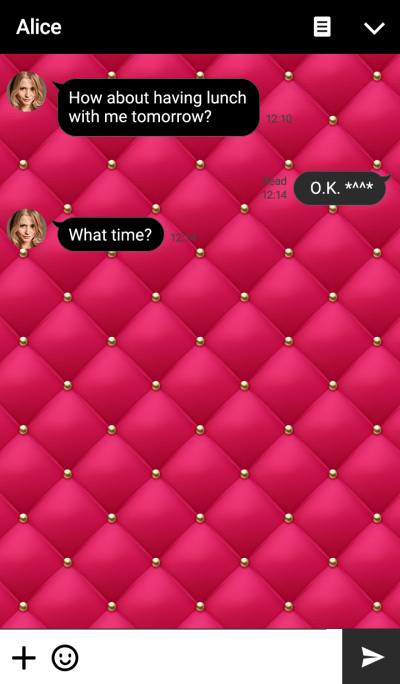 Like a - Pink & Quilted #Bisou