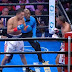 Viral: las reacciones de un árbitro mientras un boxeador golpeaba al rival