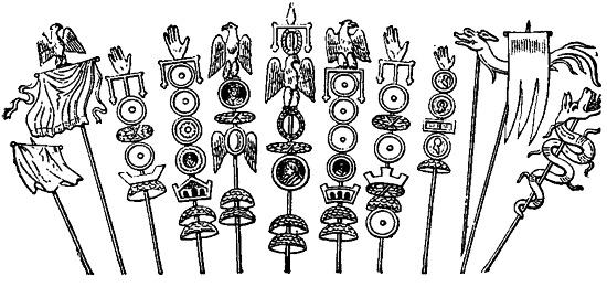 I simboli di roma - Lenzuola da colorare romane ...