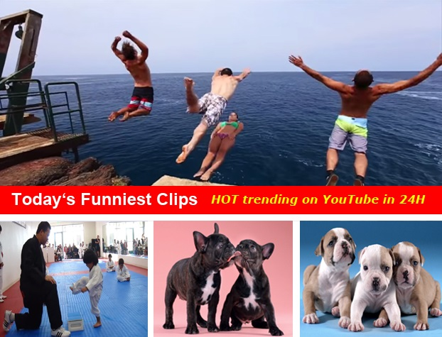 Trending On Youtube - HOT Videos in the last 24H