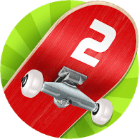 Touchgrind Skate 2 (Unlock all Customize - Score Multiplier) MOD APK