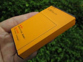 baterai hape outdoor Runbo X6