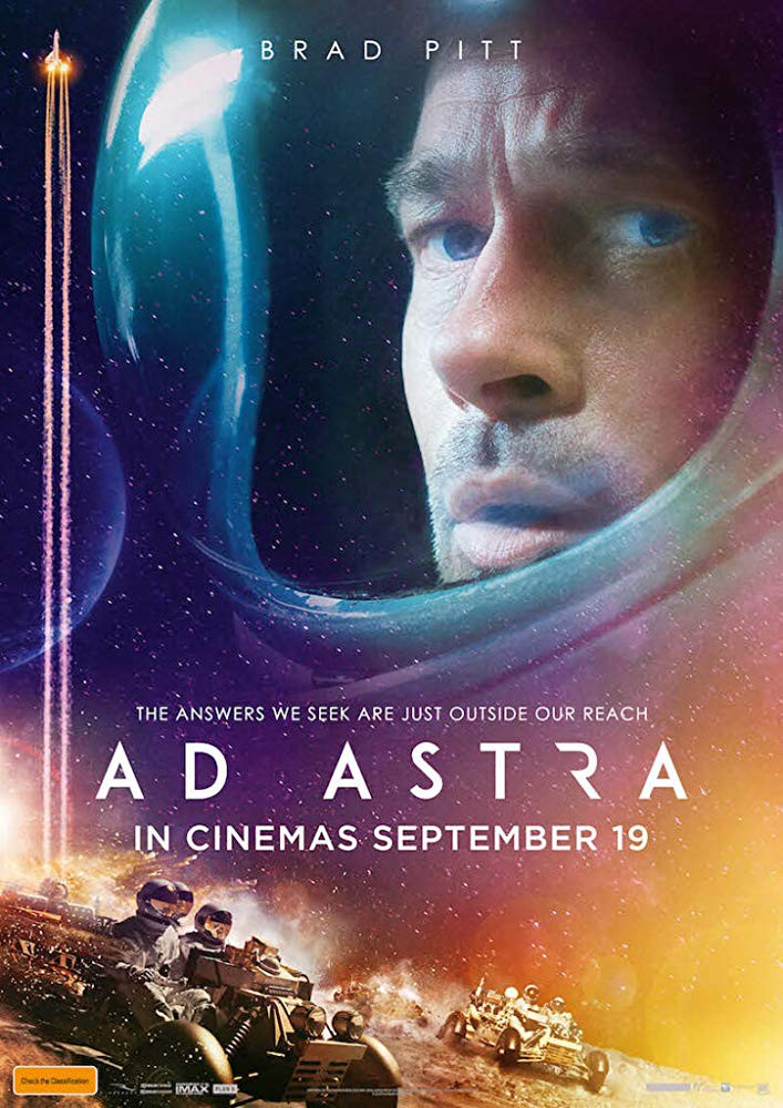 Ad Astra 2019 ORG Dual Audio 1080p BluRay [Hindi – English] ESubs