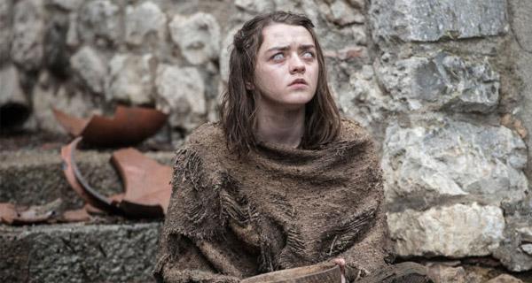 Arya sexta temporada Juego de Tronos