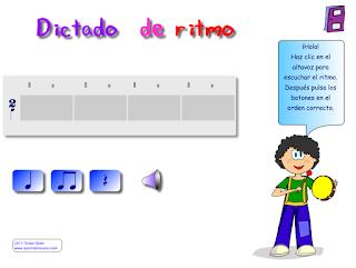 http://www.aprendomusica.com/swf/dictadoRitmico1.html