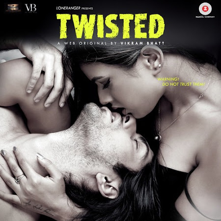 Twisted (2017) Movie Poster