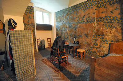 Marie Antoinette's Cell at La Conciergerie