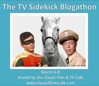 TV SIDEKICK BLOGATHON