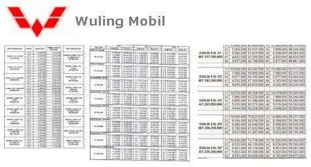 paket kredit mobil wuling confero