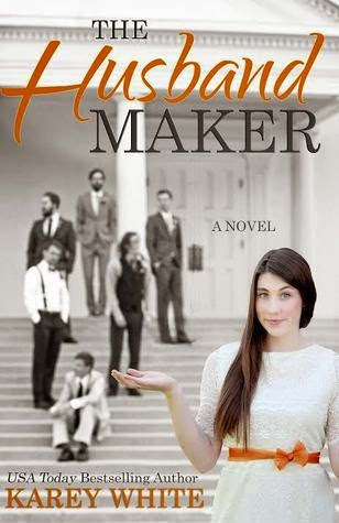 Book cover: The Husband Maker by Karey White