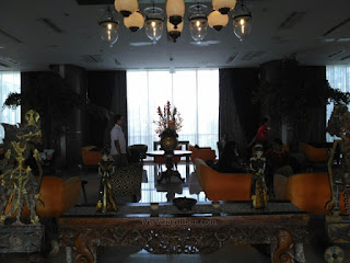 Lobby The Alana Hotel & Convention Center Jogja