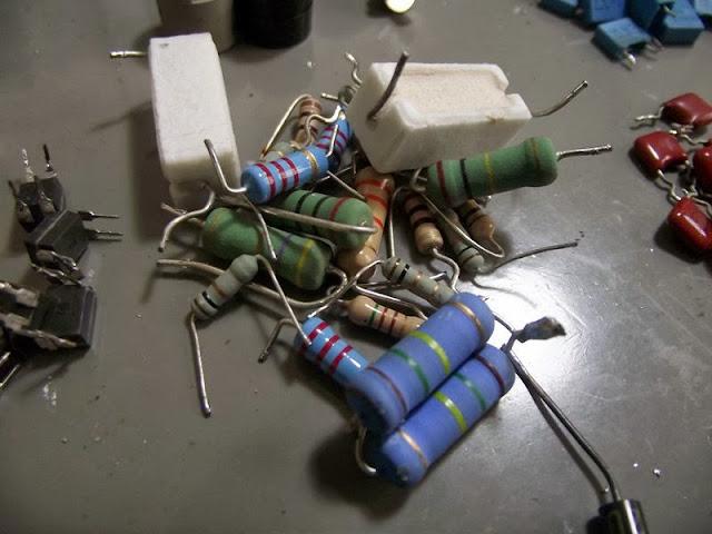 Resistores de potencia