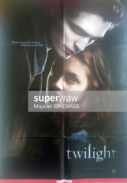 Poster Film Twilight Movie