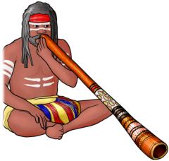 ディジュリドゥ Didgeridoo