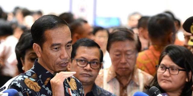 Sindiran Tajam Jokowi Pada Politikus Kompor Yang Bikin Bangsa Pesimis