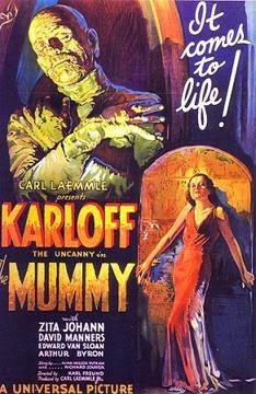 descargar La Momia (1932) en Español Latino