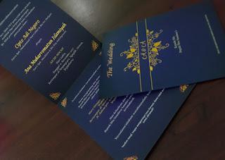 isi surat undangan pernikahan islami