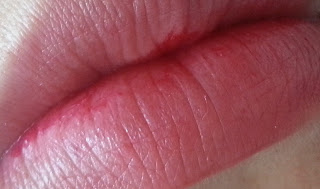 Dear Girls Tint & Lip Balm RD301 swatches