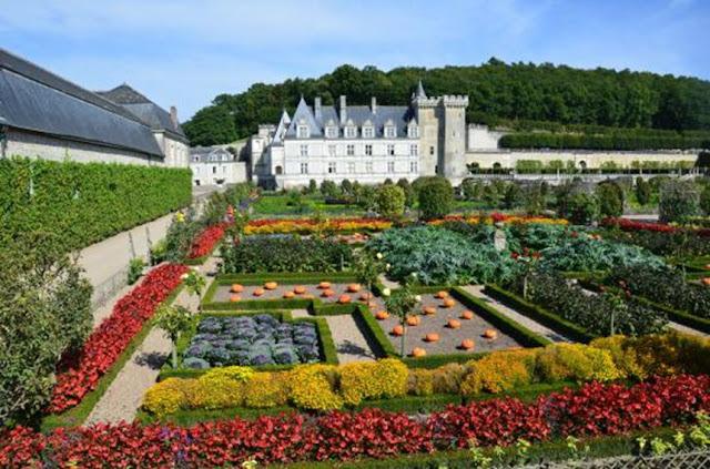 Khám phá 'những khu vườn vương giả' giữa lòng châu Âu -2