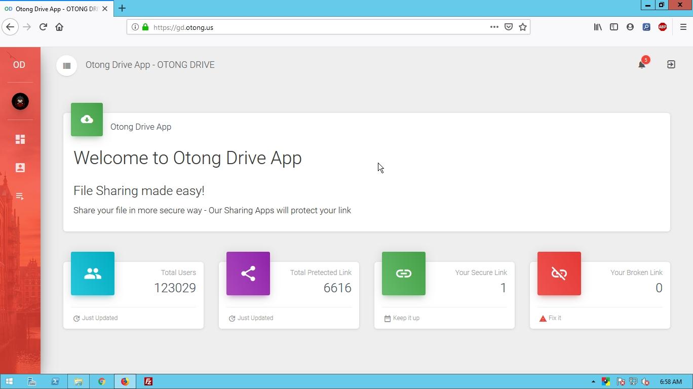 Cara Download File dari Google Drive Quota Exeeded