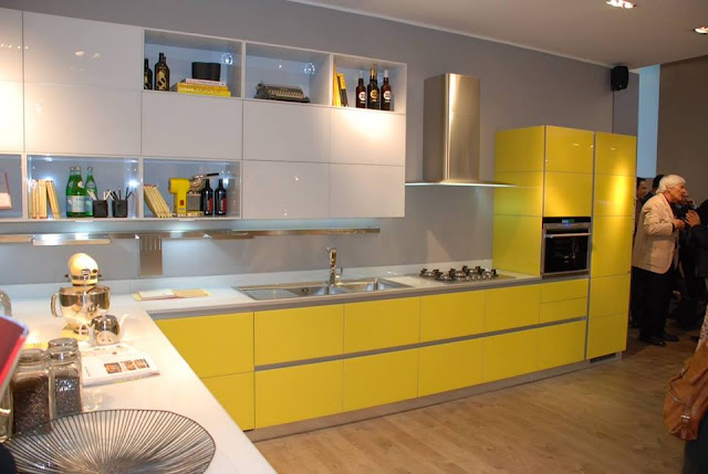 Awesome Yellow Kitchen Design  ideas 2016 Colorful colors