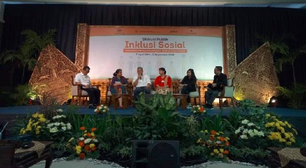 Inklusi Sosial Wujudkan Keadilan Dalam Pembangunan Nasional
