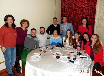 poza de grup cu bloggeri in ZigZag