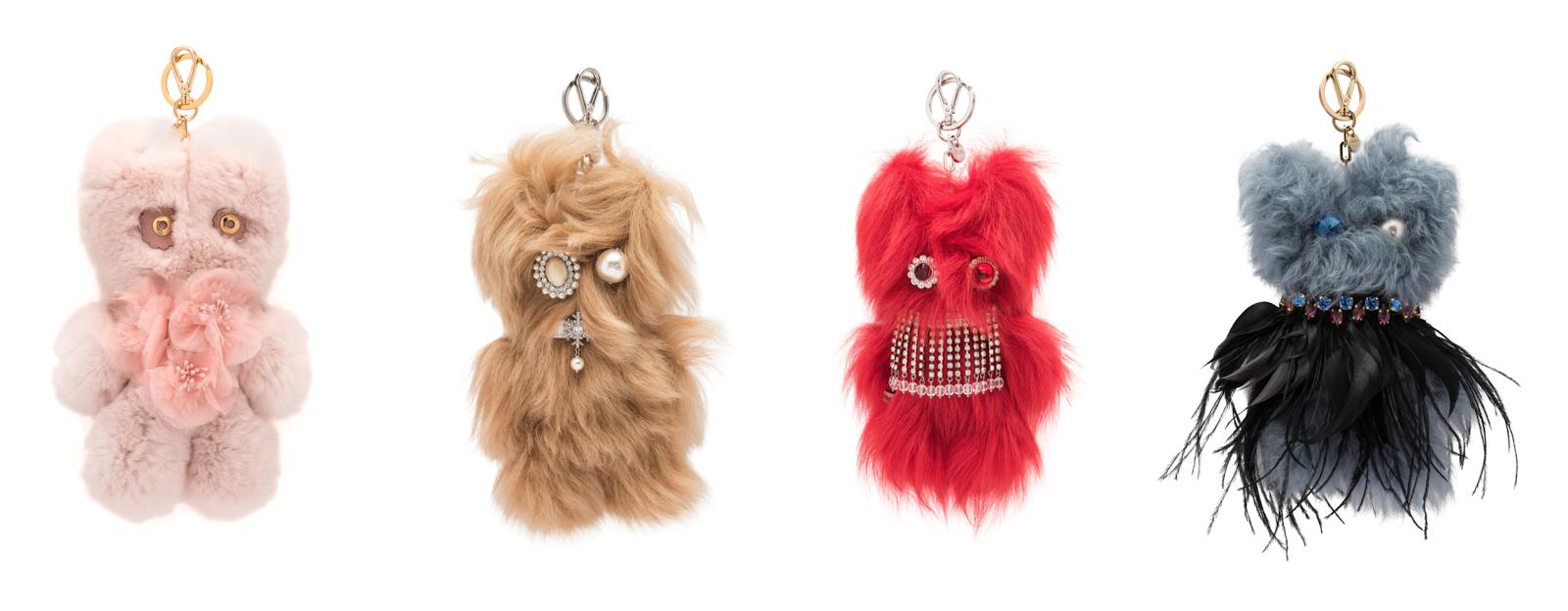Miu Miu's Miu-Doo Bag Charms