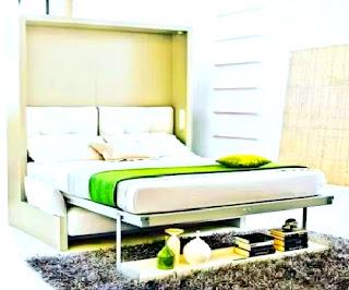 Model kasur tersembunyi, tempat tidur lipat
