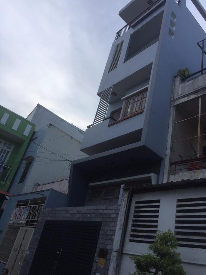 Bán nhà Mặt tiền nội bộ Đỗ Công Tường quận Tân Phú