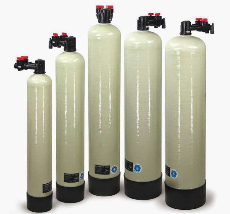 filtersorb no-salt water conditioners