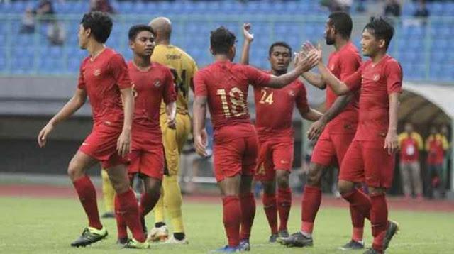 Daftar Nama 23 Pemain Timnas U-22 Untuk Piala AFF U-22