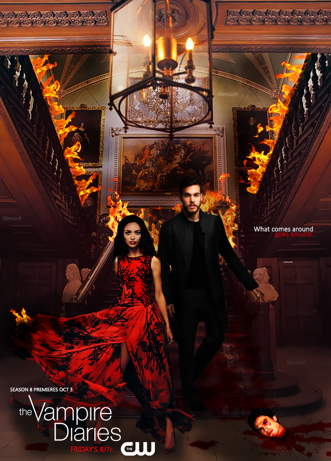 The Vampire Diaries T8