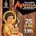 Missa da Luz da Paróquia São José, na cidade de São José de Piranhas será neste dia 25 de junho