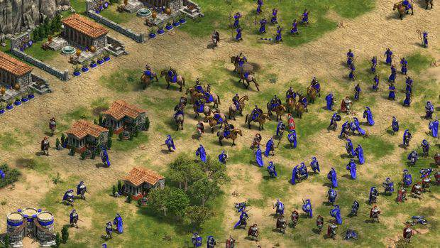 4share Age of Empires: Definitive Edition