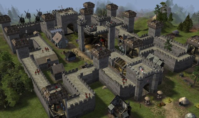 Stronghold 2 PC Games Gameplay