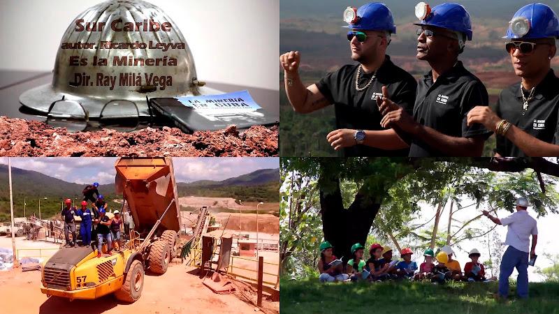 Ricardo Leyva y Sur Caribe - ¨La Minería¨ - Videoclip - Dirección: Ray Milá Vega. Portal del Vídeo Clip Cubano