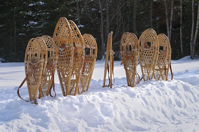 Michigan DNR's popular snowshoe making classes return to Ludington State Park starting Oct. 28-29