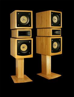 Klinger Favre Audio Studio20 Davis Kevlar Velours Appolito