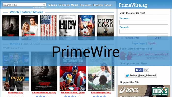 top ten free movie streaming sites no sign up