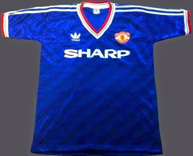 My 5 Favourite Manchester United Kits Footy Fair
