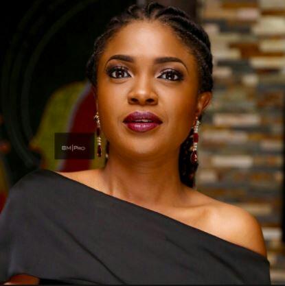 Nigerian Actress, Omoni Oboli Blasts Her Fans in Public Message