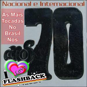 Baixar CD As Mais Tocadas No Brasil Nos Anos 70: Nacional e Internacional 2016 MP3 Grátis