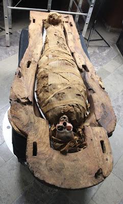 datowanie mumii cukrowej