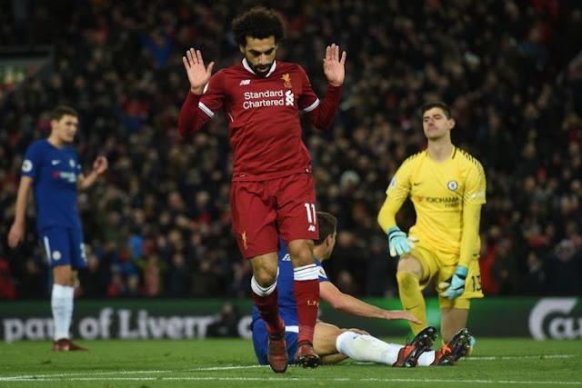 Liverpool Vs Chelsea Berakhir Imbang, Hasil Liga Inggris.