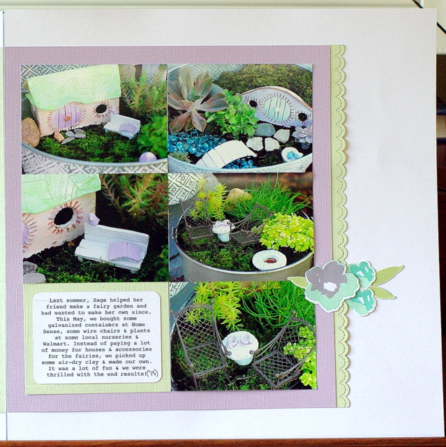 CREATE Magazine -- take two Leigh Penner @leigh148 @bazzillbasics #bazzillbasics #scrapbookinglayout
