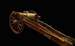 Canon de 12 de place du modèle 1775 « L'Ange »