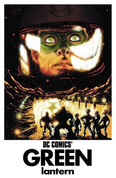 Green Lantern / 2001: A Space Odyssey