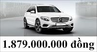 Giá xe Mercedes GLC 250 4MATIC 2017